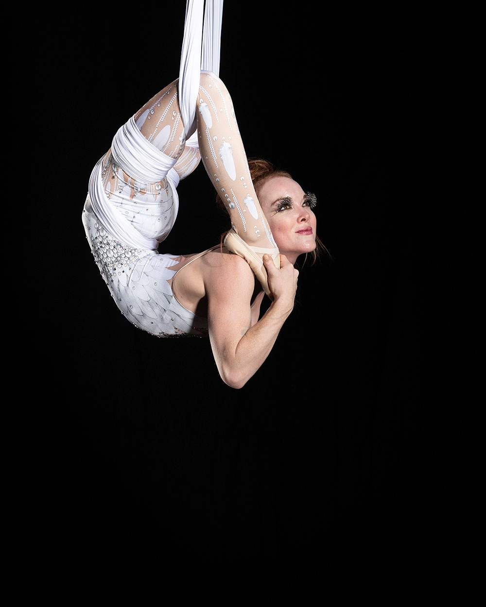 Aerial Contortion Las Vegas