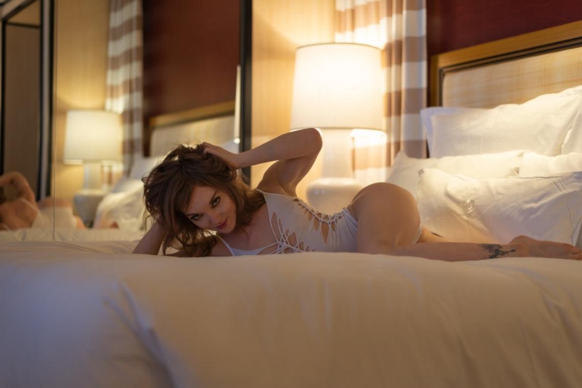 Bodysuit, lingerie, boudoir