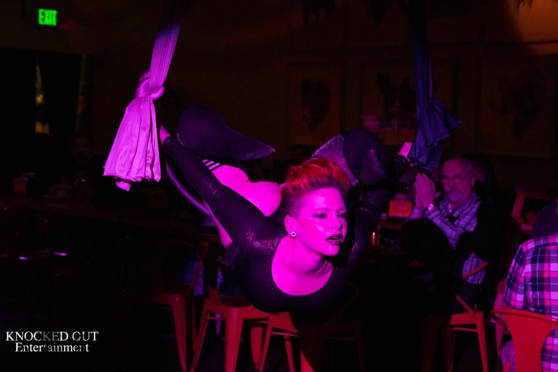 Tippy lyra, Minnesota entertainment, variety show, can can wonderland
