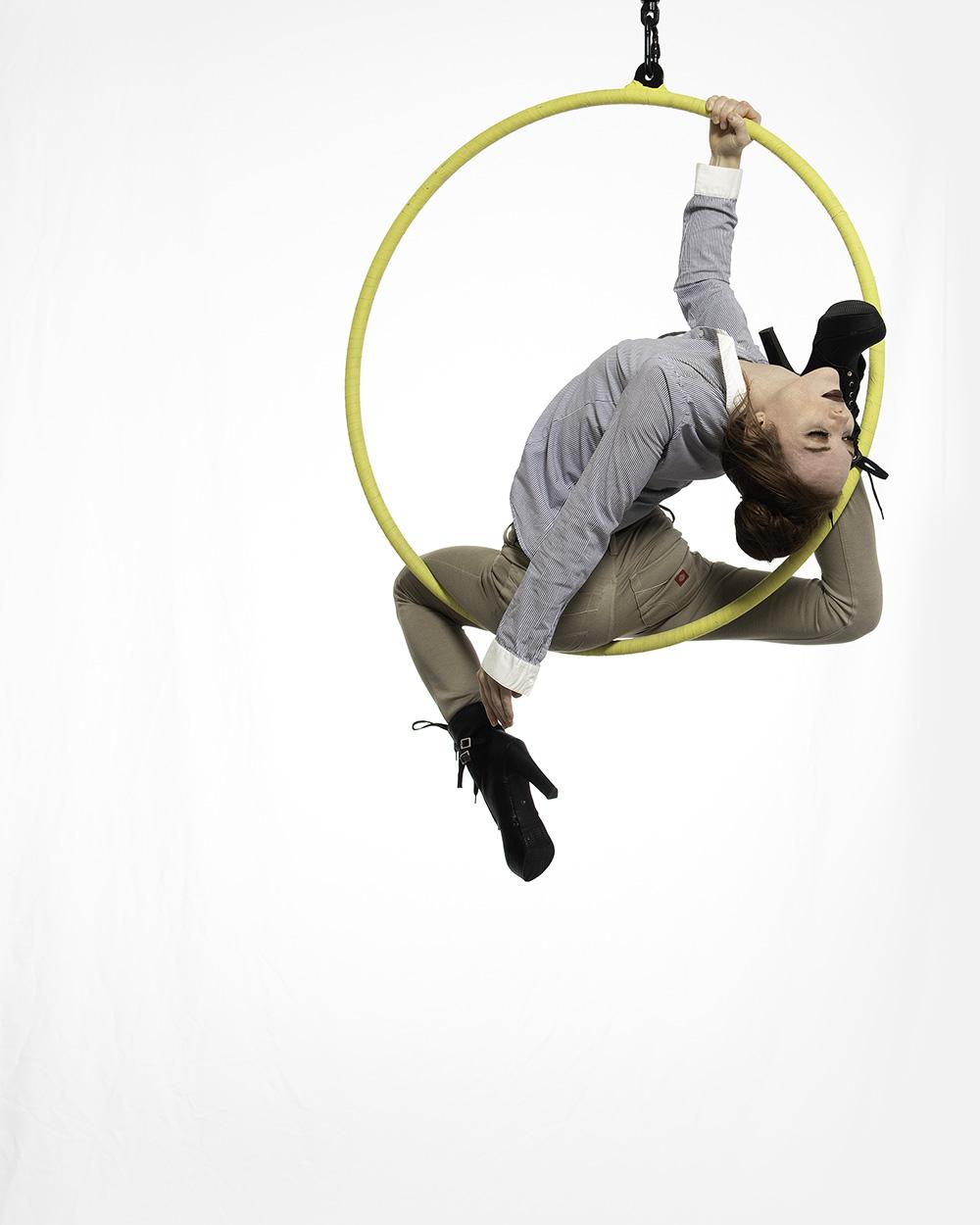 Cheryl Birch Aerial Hoop