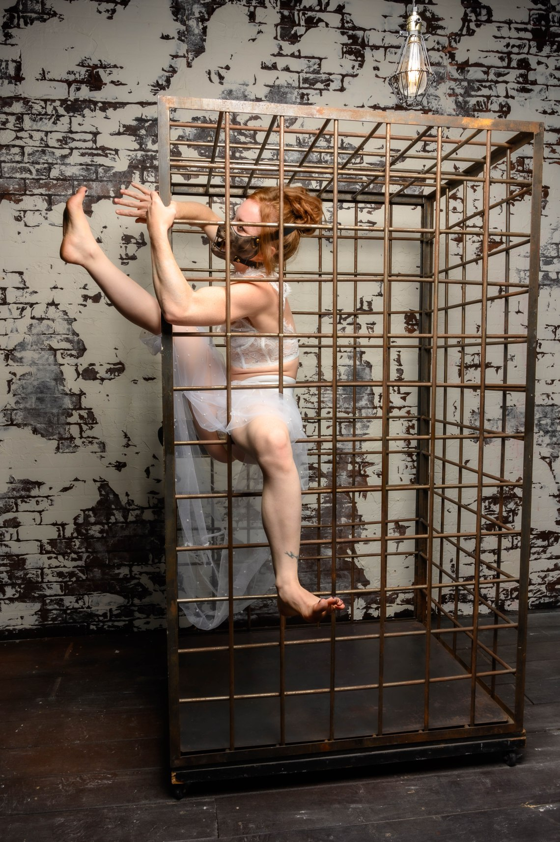 photo studio, photography studio, kink, kinky, kinky photography, dungeon, cage, human cage, hannibal, hannibal lecter, hannibal mask, dark beauty, creepy sexy, contortion, contortionist, acrobat, contortion cage, event entertainment, party planner, redheads, foot fetish, sexy feet, feet worship, feet queen, feet fetish, pretty feet, bare feet, Las Vegas photographer, Las Vegas models, fetish model,